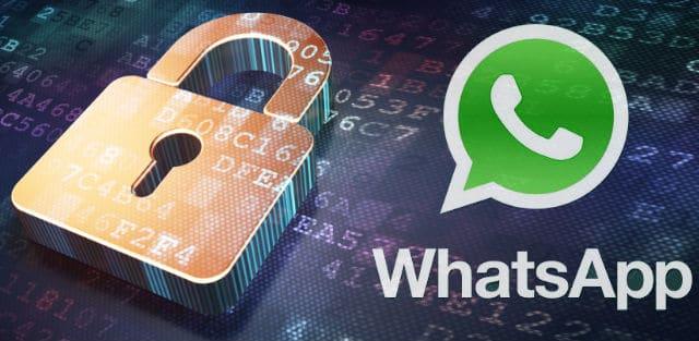 Whatsapp encriptación