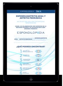 Página web del proyecto Espondilopedia