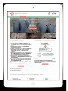 Página web hidrosadenitis.es