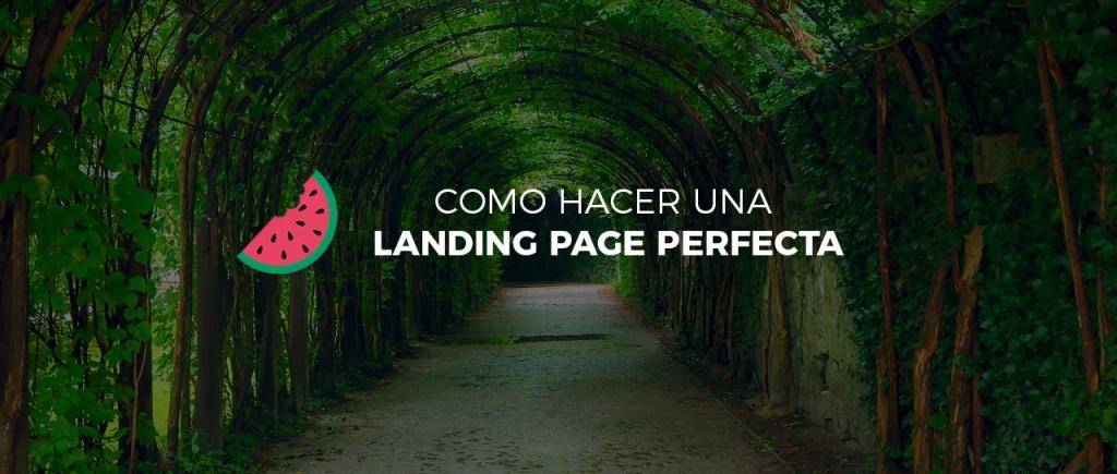 Como crear una landing page